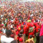 HH addresses Kabwe residents