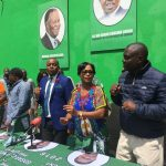 Happening now: Antonio Mwanza joins PF