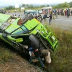 Police record 487 deaths from 7,713 road accidents in 3 months