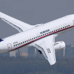 Russian Sukhoi Superjet 100