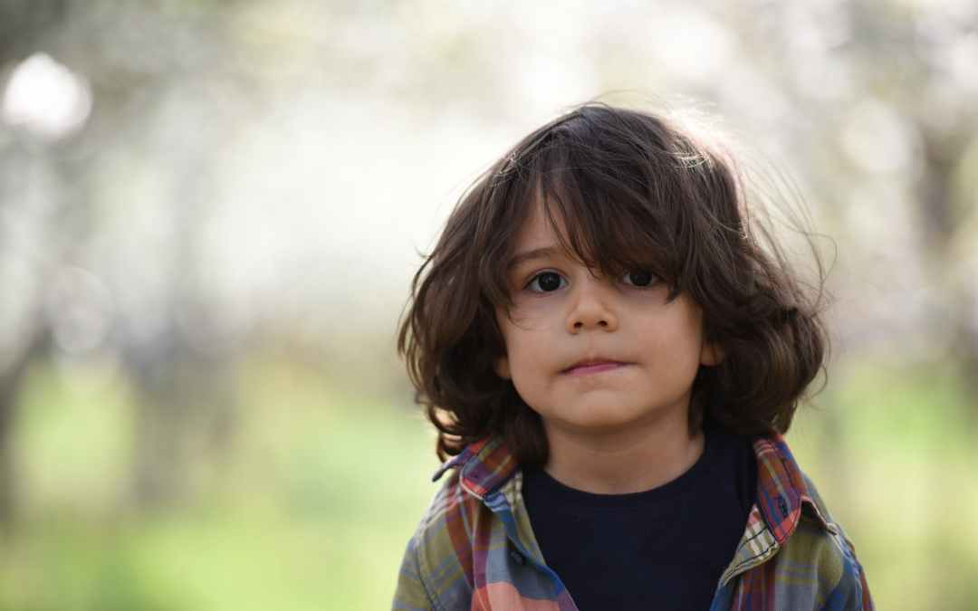 How We Train Kids to Misrepresent Their Emotions