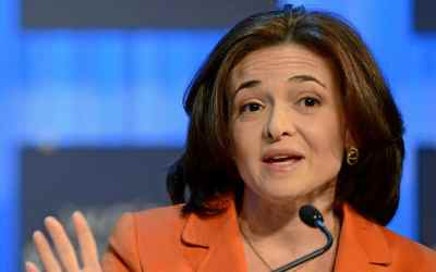 Sheryl Sandberg: Sharing and Listening Builds Collective Resilience