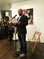 Poet Roberto Carlos Garcia