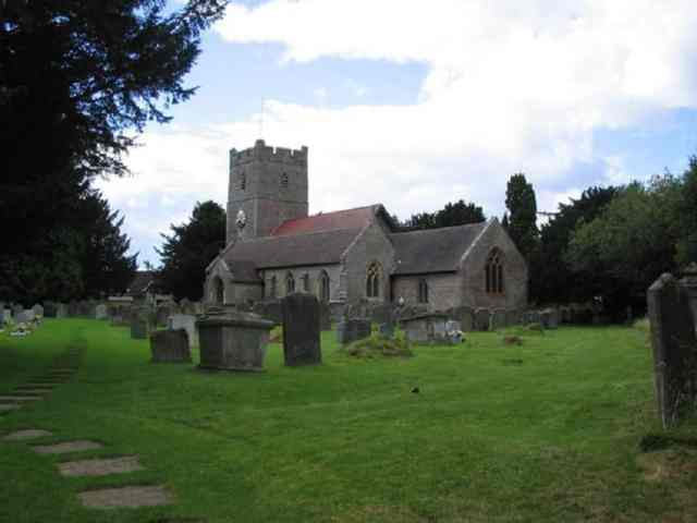 St Mary's Church,  English Bicknor