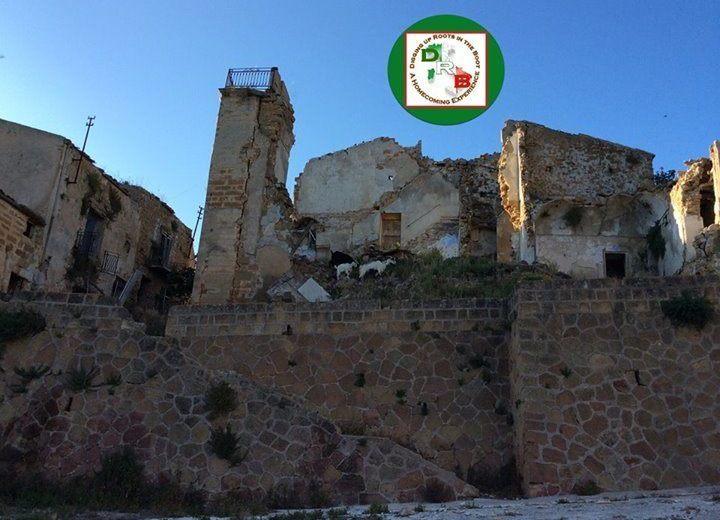 Poggioreale Atnica walls