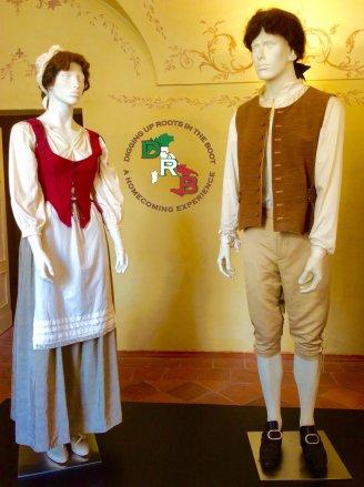 Italian Silk Uniforms