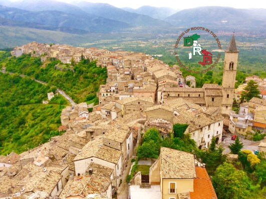 Enchanting Abruzzo medieval villages Pacentro