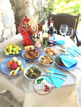 Italian Food - Calabrian Table
