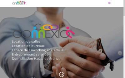 Ouverture officielle du site de CoopConnexion