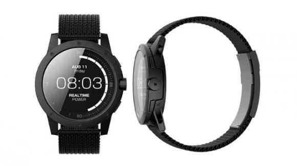 Matrix PowerWatch, arriva il primo smartwatch che non va