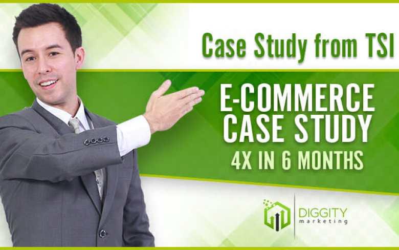 Case study SEO sull'e-commerce: come abbiamo raddoppiato il traffico e le entrate raddoppiate