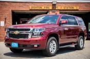 Car 1: 2019 Chevrolet Tahoe SSV, Incident Command Vehicle