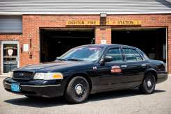 Car 4: 2003 Ford Crown Victoria