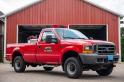 Car 3: 2000 Ford F-250 Super Duty