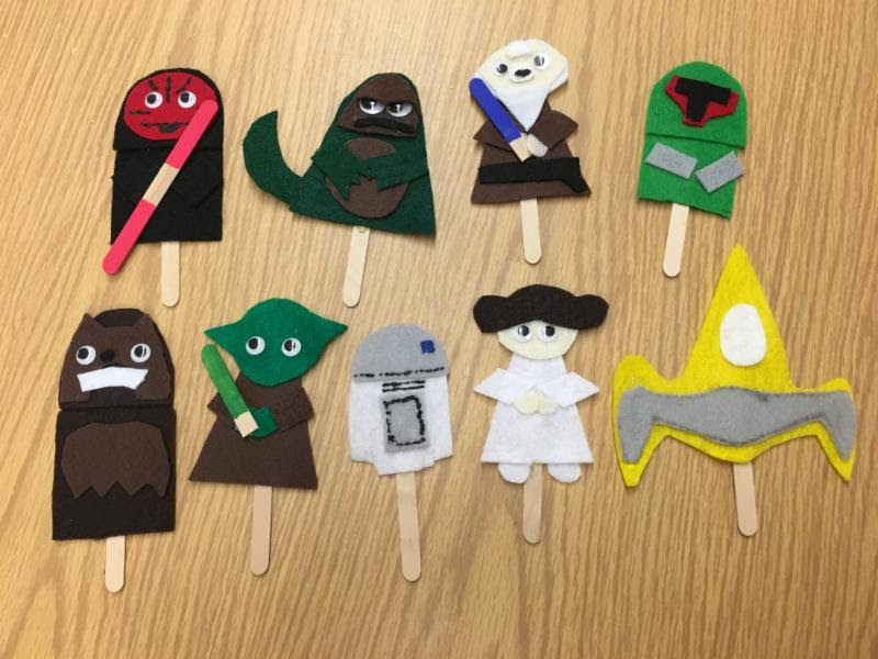 star wars arts and crafts wars craft day dighton librarydighton 7193
