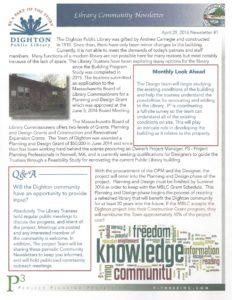 P3 newsletter