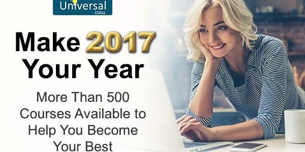universal class web banner
