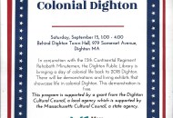 colonial dighton