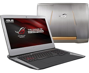 ASUS ROG G752 Gaming Notebook