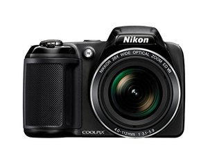 NikonCoolpixL34020.2MPDigitalCamerawith28xOpticalZoomand3.0-InchLCD-Black-1-2