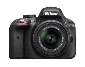 NikonD3300153218-55mmf-3.5-5.6GVRIIAutoFocus-SDXNIKKORZoomLens24.2MPDigitalSLR-Black