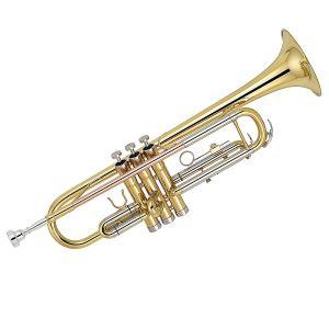 Kaizer Trumpet B Flat Bb 3000 C Series Gold