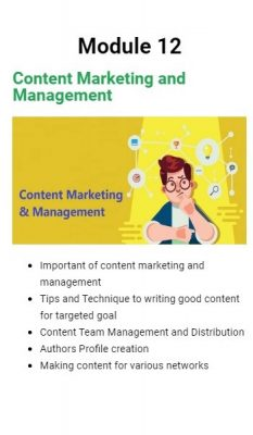 Learn Content Marketing