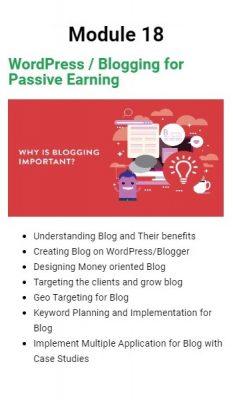 Learn WordPress Blogging