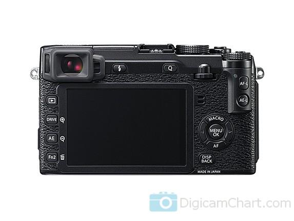 Fujifilm X-E2 (2013) camera specifications - DigicamChart.com