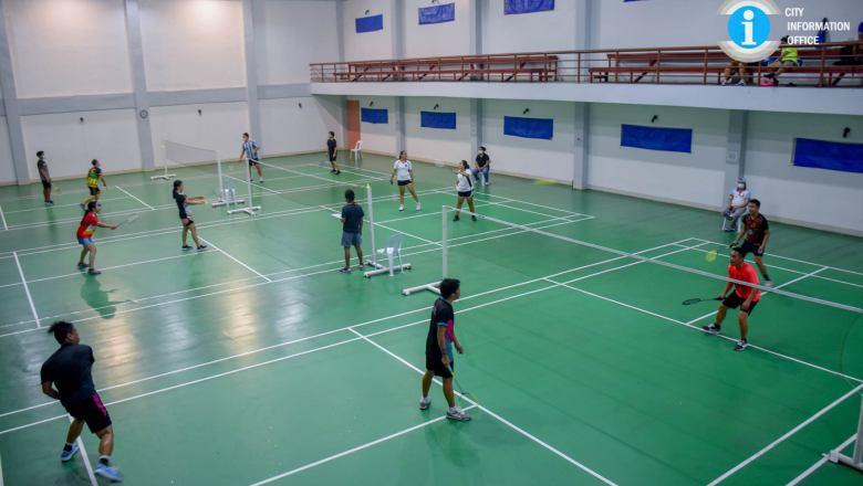 San Carlos opens 1st Mayor's badminton tourney
