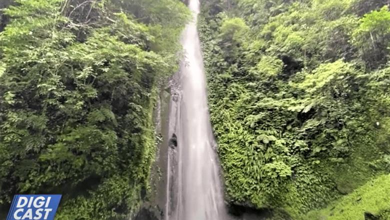 Pulang Tubig Waterfalls in Patag, Silay