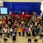 102 college students start internship  in Sagay City
