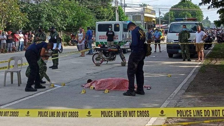 Iloy ginpatay sang riding in tandem bangud sang utang
