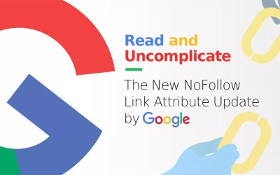 Read and Uncomplicate The New NoFollow Link Attribute Update by Google