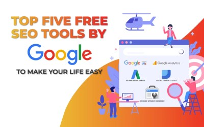 Top 5 Free SEO Tools By Google To Make Your Life Easy