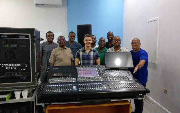 DiGiCo Lands in Trinidad & Tobago CET Ltd