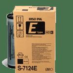 Riso INK BLACK HD S-7124E