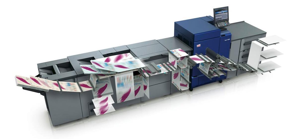 produkcyjny druk cyfrowy develop 6100