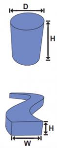 ploter termiczny wycinanie łuków