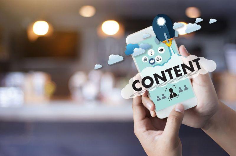 contemt marketing benefits
