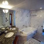 バスルームももちろん段差なし