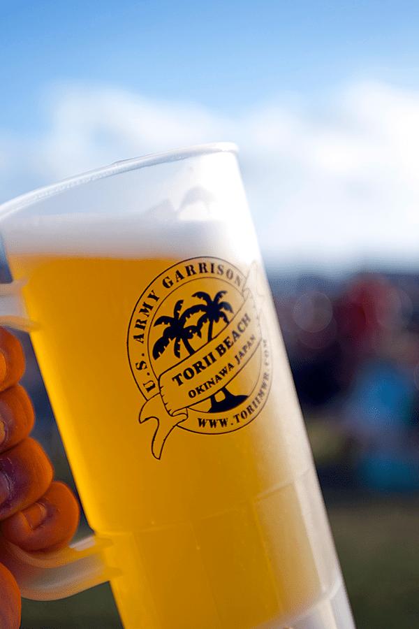 まずはビールでしょう!