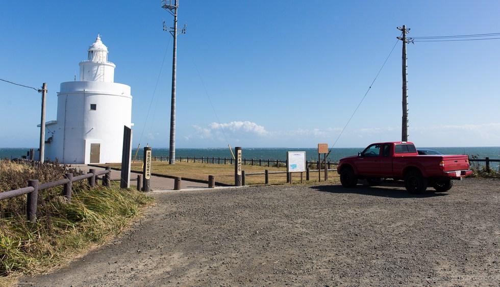 本土最東端の納沙布岬