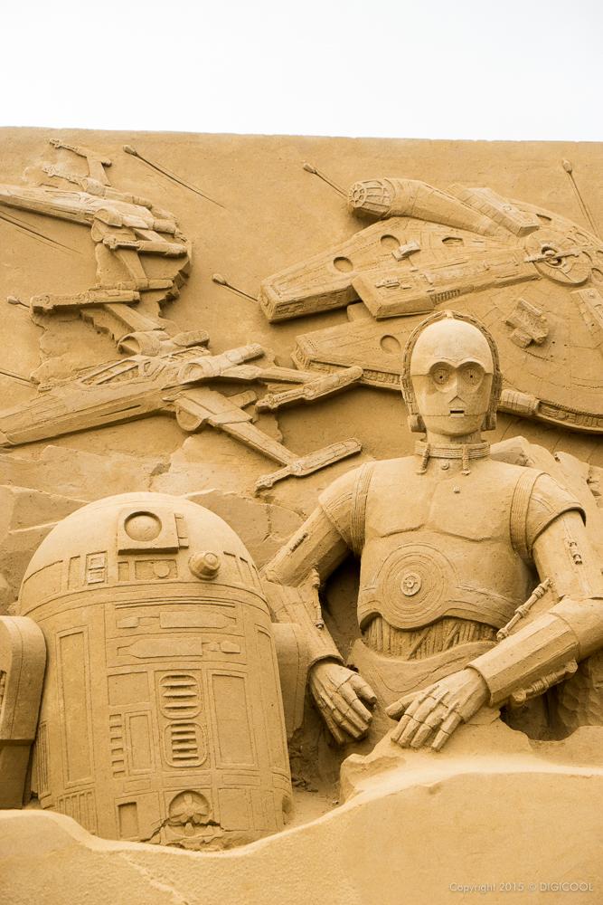 R2-D2とC3-PO