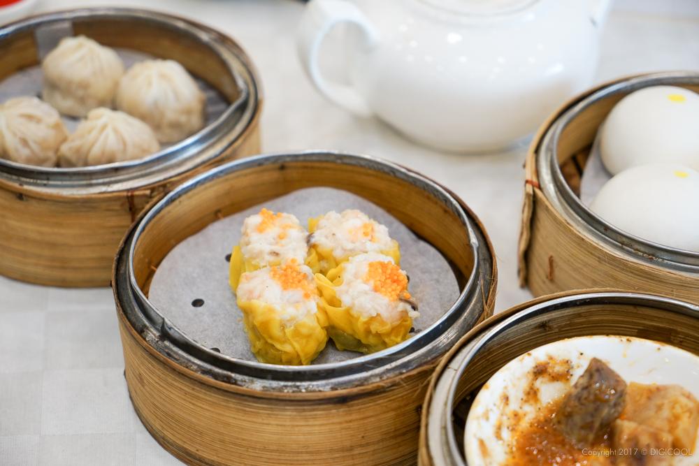 香港式飲茶