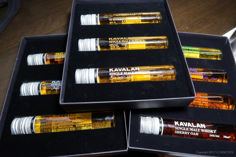 KAVALANミニボトル 試験管シリーズ