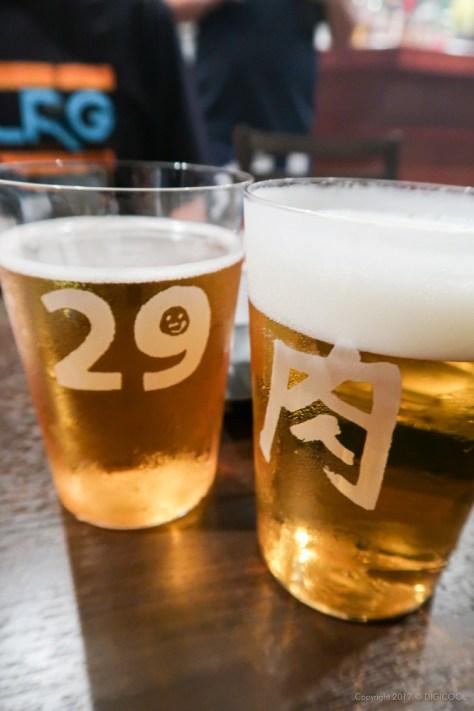 29肉グラス