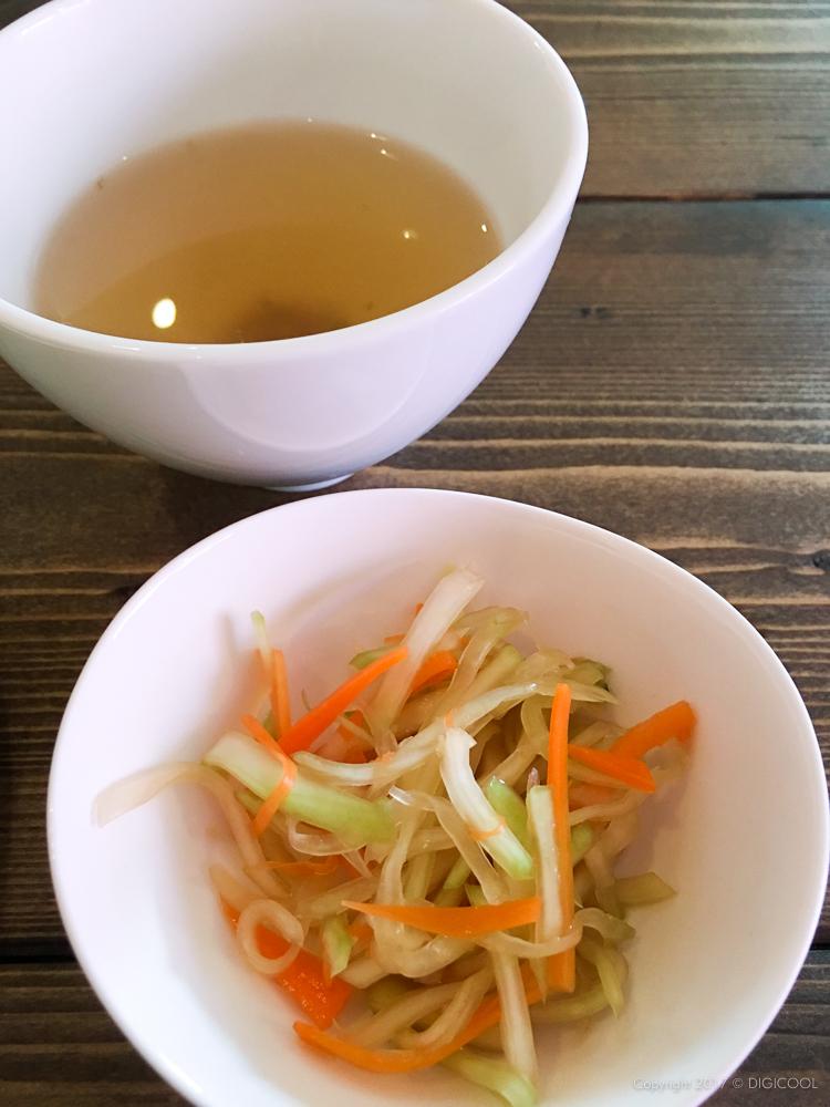 スープとソムタム