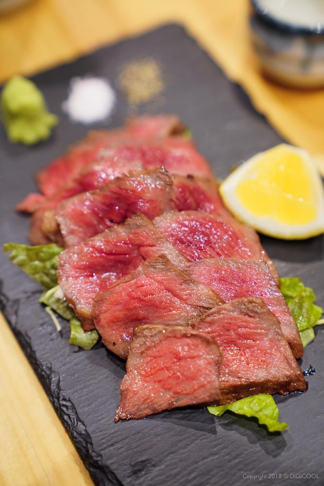 尾崎牛ロース芯ステーキ