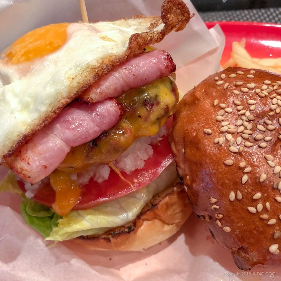 Burger Revolution Tokyo